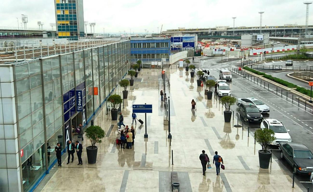 International Airport - Orly - France